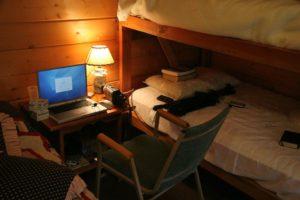 My Nightstand Editing Station