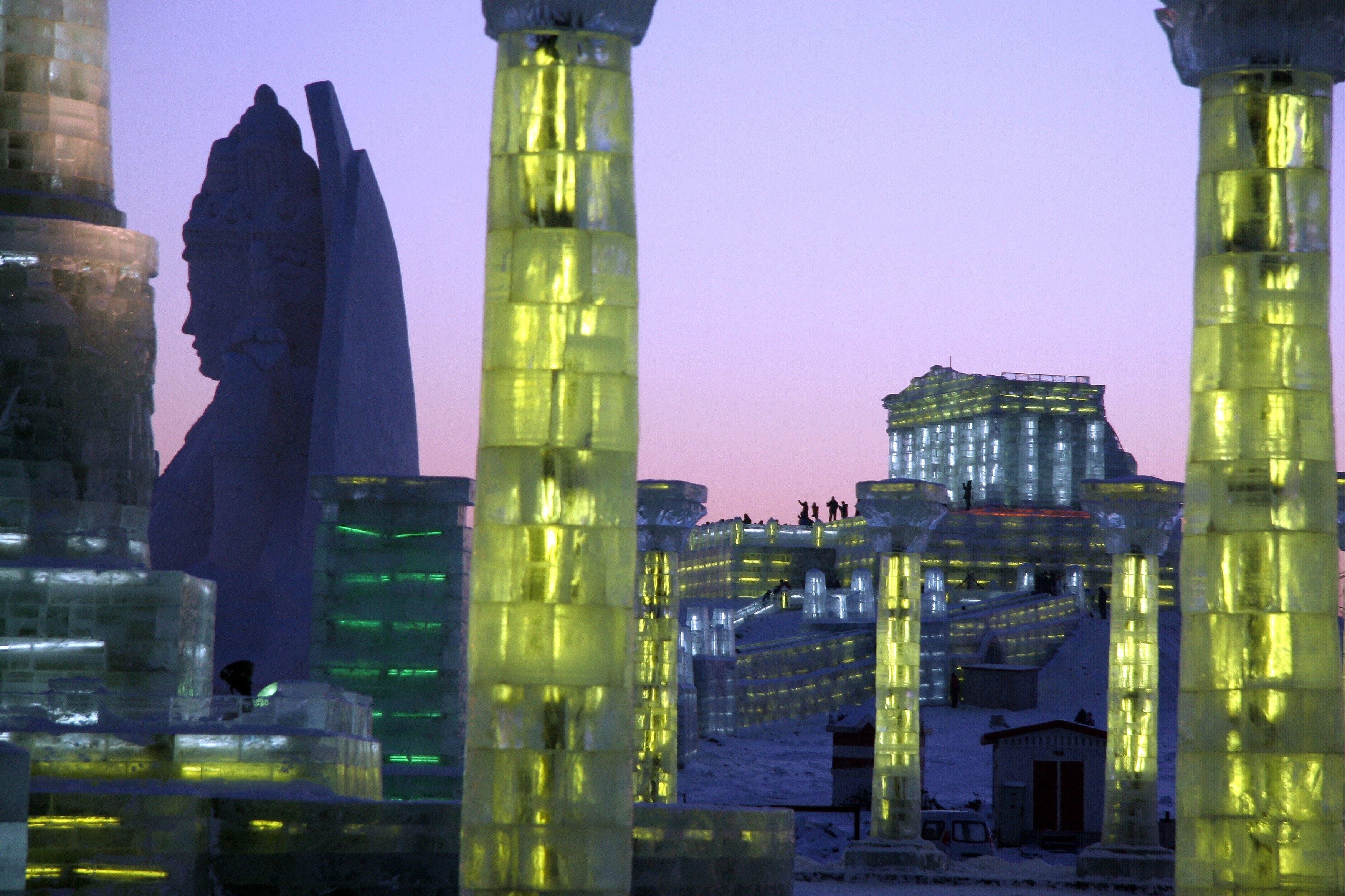 Harbin, China. Photo by Elijah Wilcott, 2008.