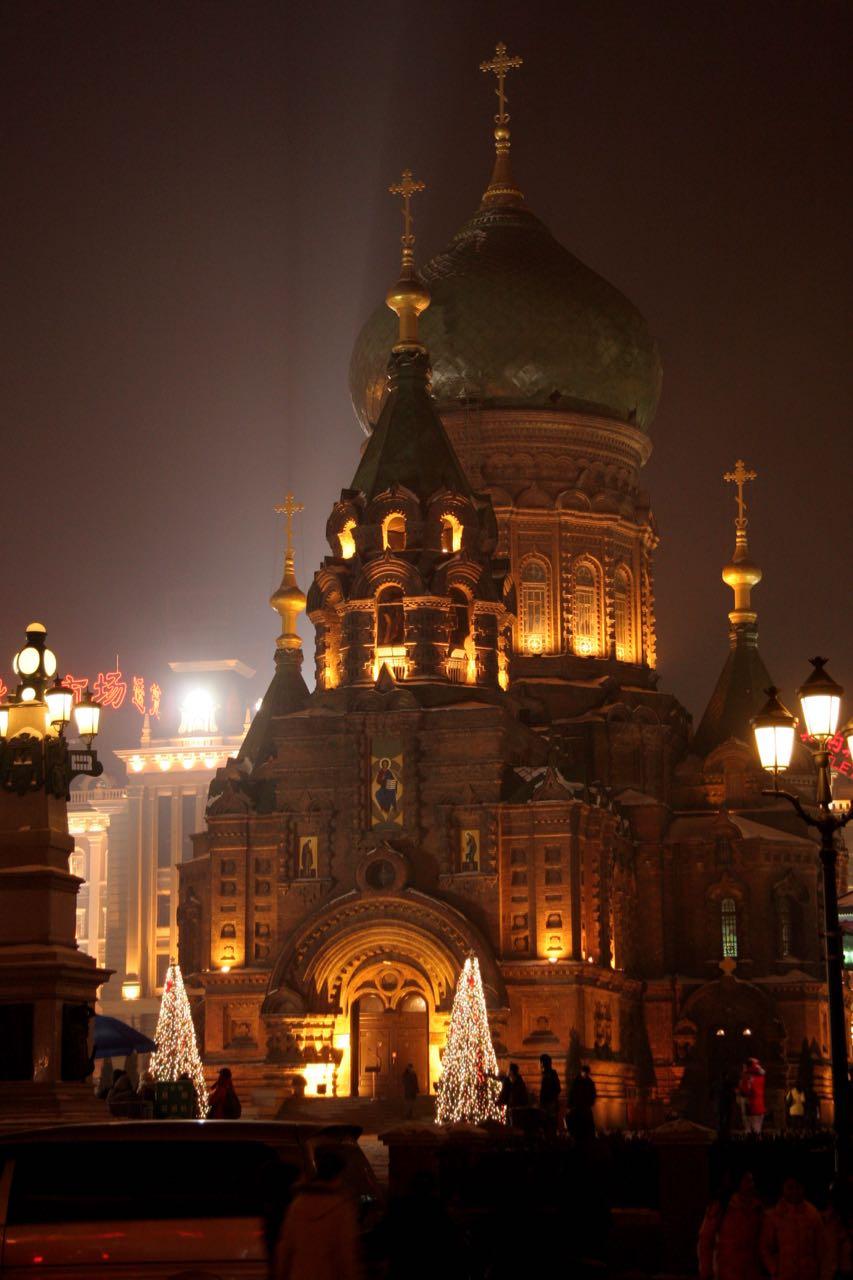 Saint Sophia Cathedral, Harbin, Elijah Wilcott, 2008