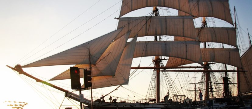 Star of India in San Diego, California