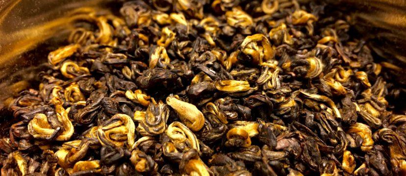 Yunnan Noir from Adagio Teas www.adagio.com